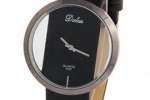 Black Dalas Ladies Wrist Watch