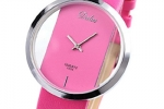 Pink Dalas Ladies Wrist Watch
