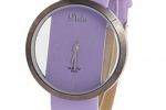 Purple Dalas Ladies Wrist Watch