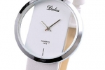 White Dalas Ladies Wrist Watch