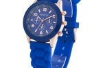 Geneva Sports Watch in Dark Blue