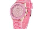 Geneva Sports Watch in Pink