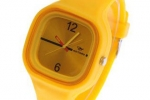 Yellow Jelly Watch