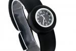 Junior Slap Watch in Black