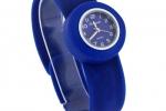 Junior Slap Watch in Dark Blue