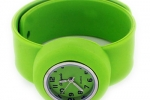 Junior Slap Watch in Green