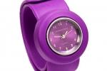 Junior Slap Watch in Purple