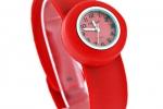 Junior Slap Watch in Red